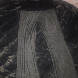 Flared Lounge Pants Size M